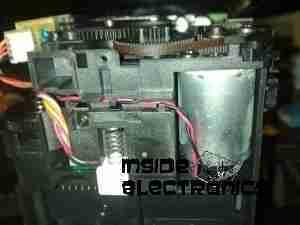 Main Drive Motor