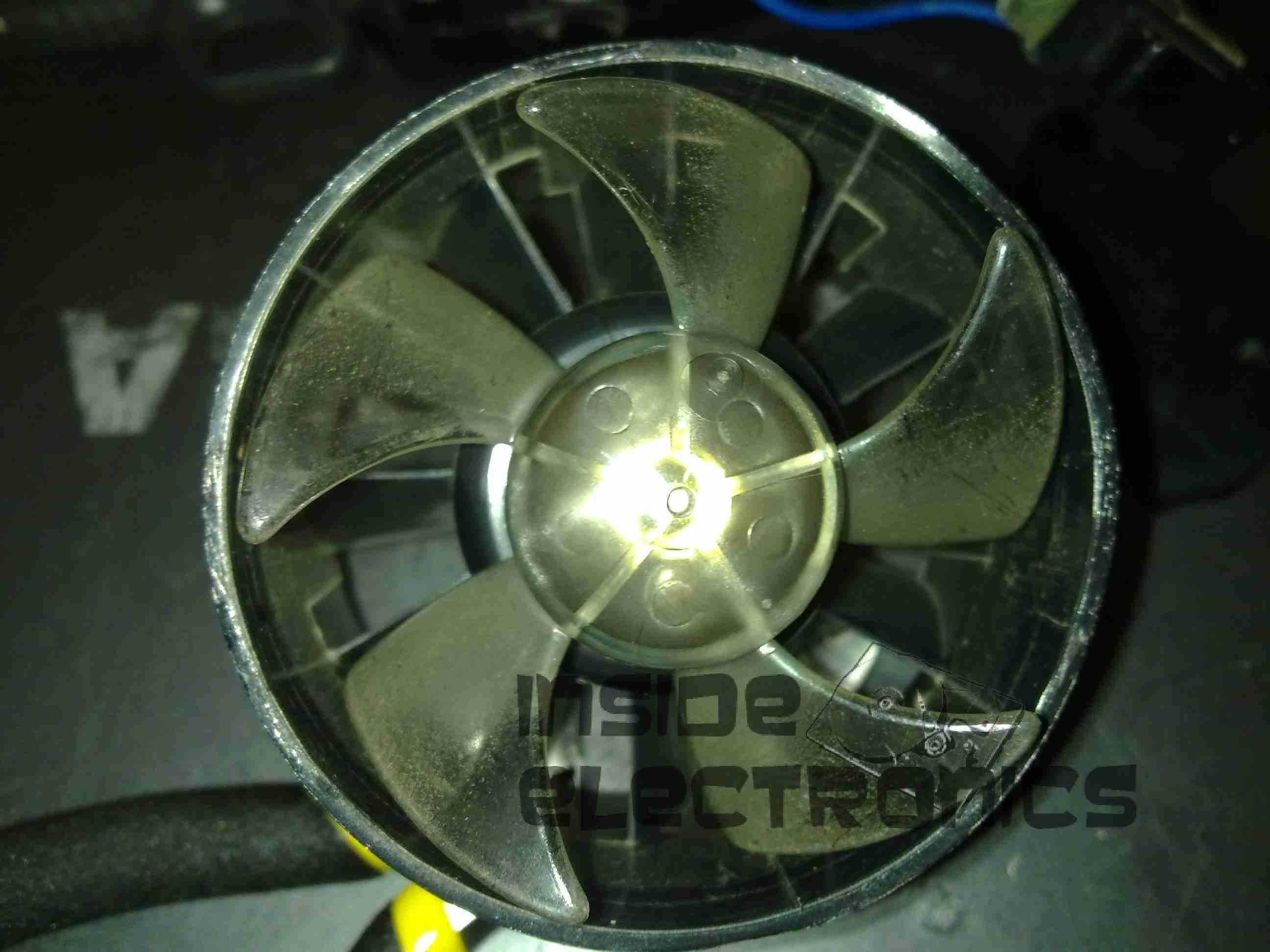 how to fix a dryer fan