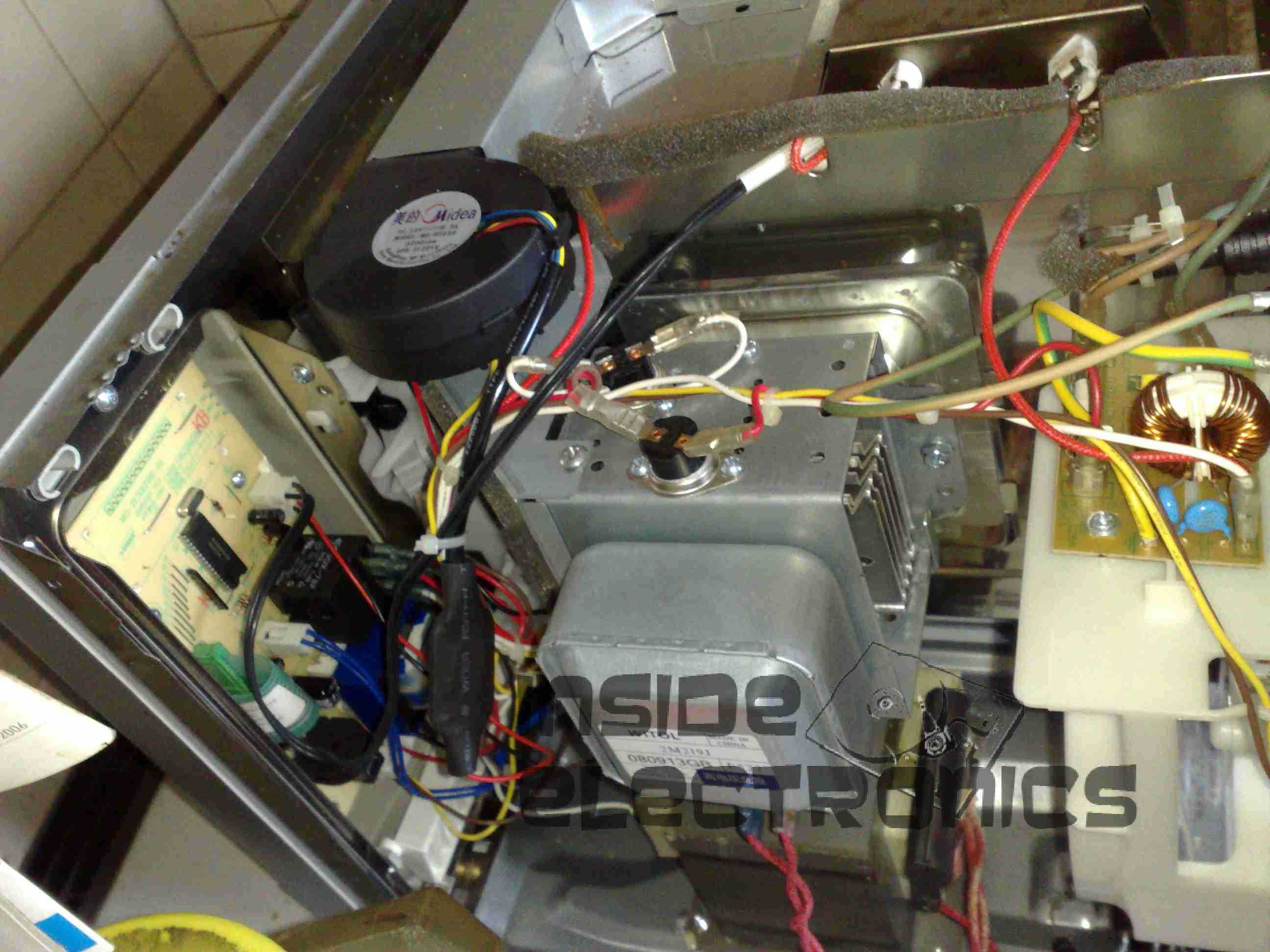 thermal switch experimental engineering electronics bay