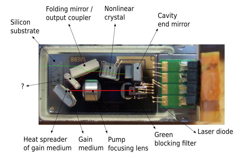 eea584f299cf34 MicroVision ShowWX+ HDMI Laser Pico Projector - Experimental Engineering