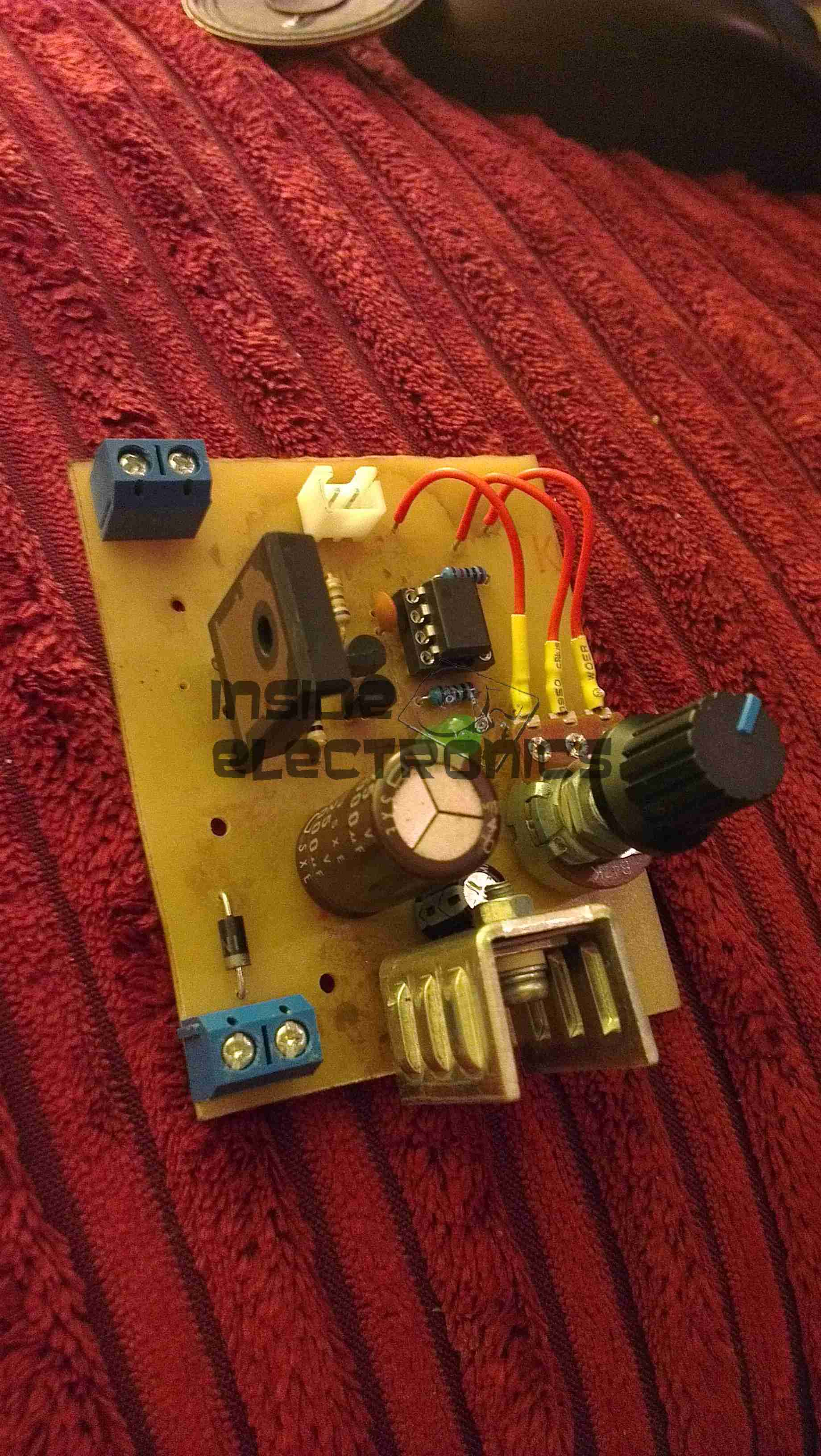 555 Flyback Driver - Experimental Engineering