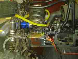 Ignition Module Mount