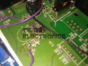 Blown Switchmode IC