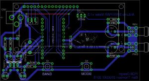 SWR Meter PCB