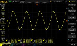 Supply Waveform