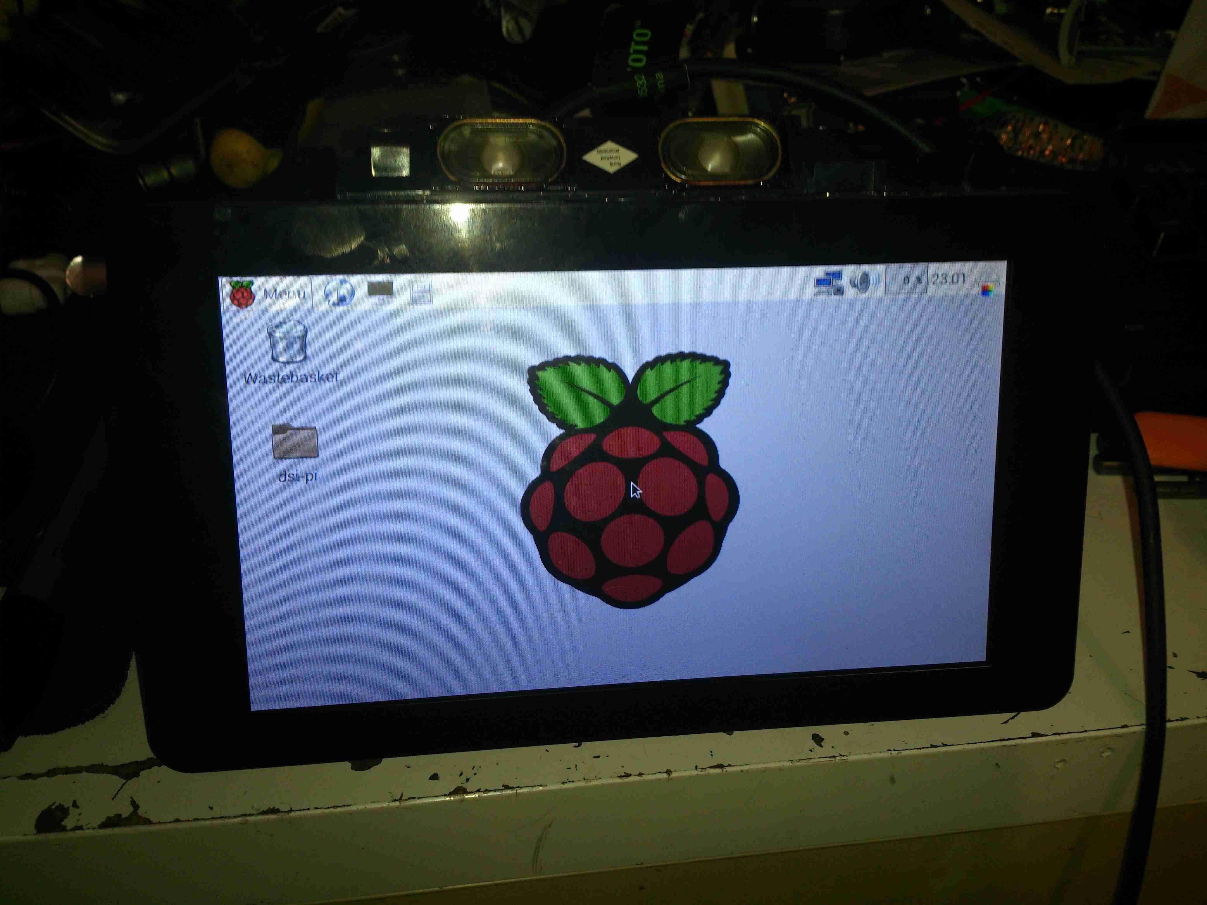 Official Raspberry Pi 7