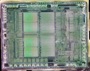 Motorola MC68HC11L6