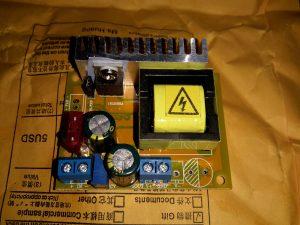 High Voltage DC-DC