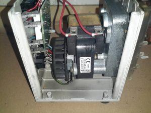Motor & Gearbox