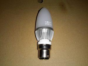 Damaged Bulb
