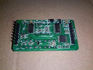 Display Drive & Microcontroller
