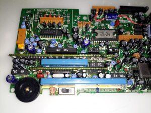 Main PCB Left