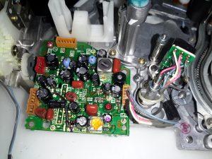 Audio Control PCB