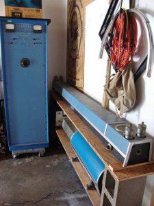 Monster Vintage Hughes HeNe Laser System