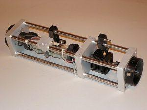 Iodine Stabilized He-Ne Laser Resonator - Overall View