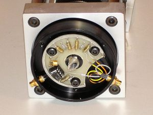 Iodine Stabilized He-Ne Laser Resonator - Photodiode and Beam Sampler