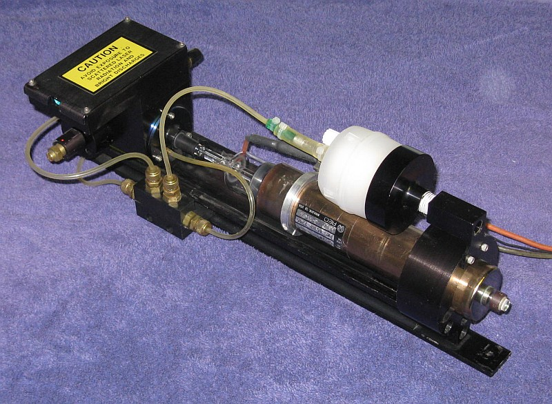 REO LS27 Particle Counter He-Ne Laser Assembly