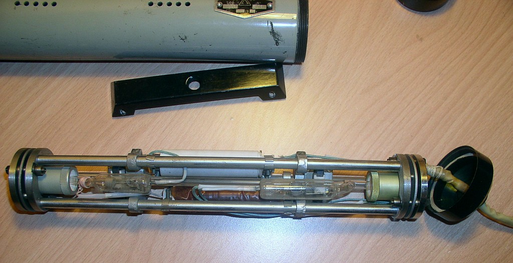 Russian He-Ne Laser Using Two-Brewster Plasma Tube 1