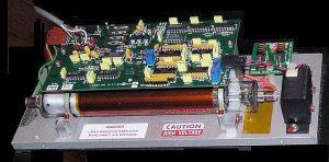 Spectra-Physics Model 117 OEM Stabilized He-Ne Laser Assembly