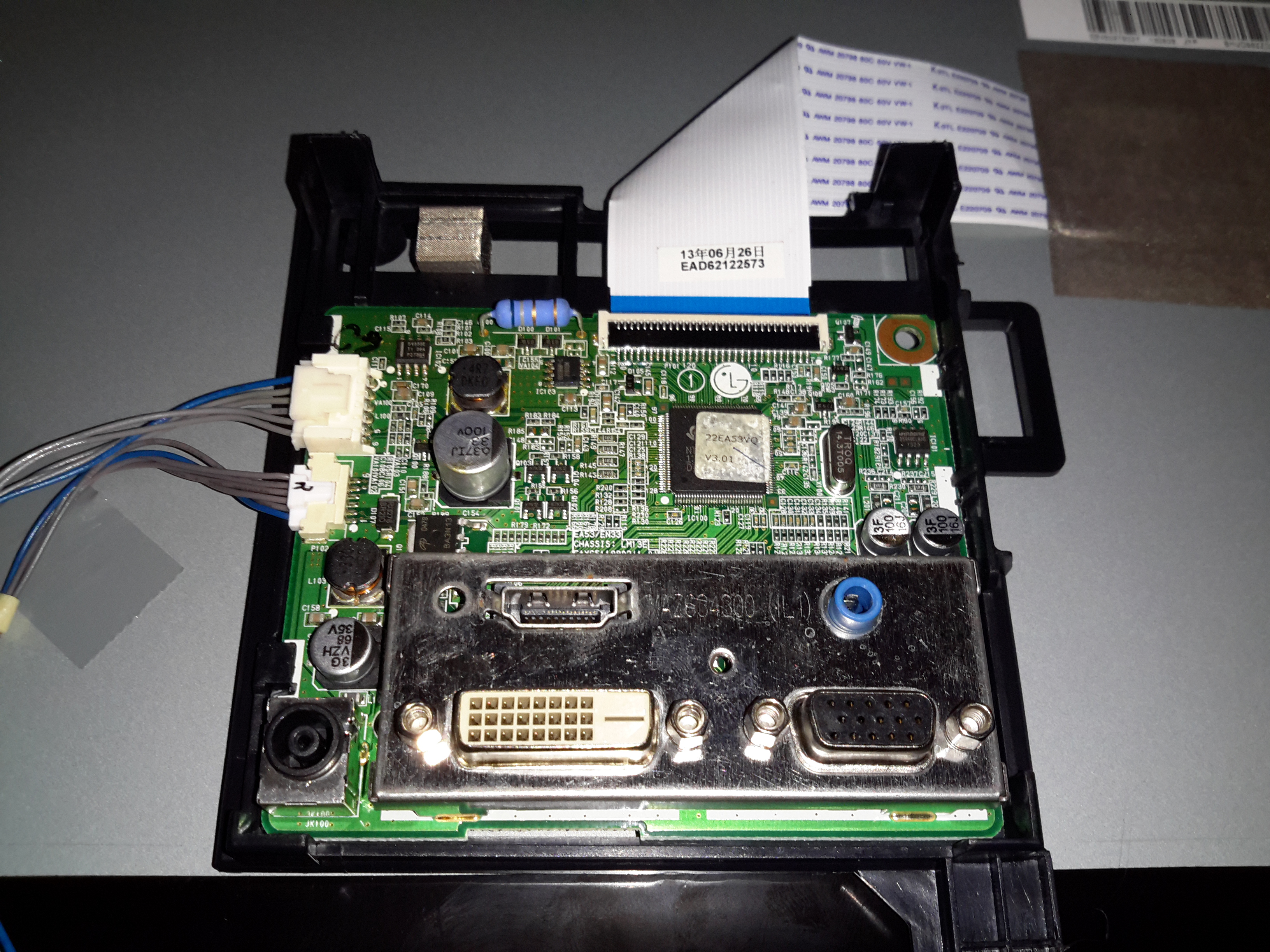 LCD Logic Board