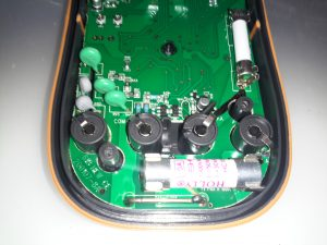 PCB Rear Bottom