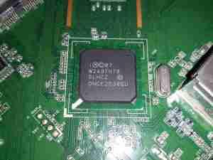 Intel Puma 5 CM CPU