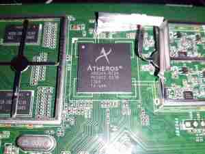 Atheros WiFi SoC