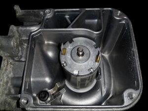 Combustion Fan Motor