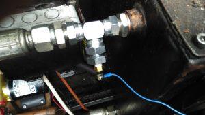 Hydraulic Temperature Sender
