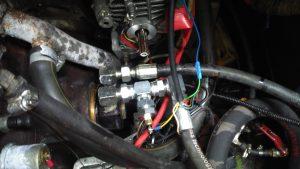 Engine Oil Temperature Sender