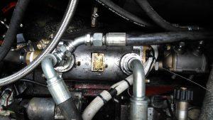 Hydraulic Oil Heat Exchanger