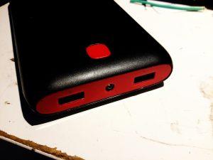 USB Ports & LED