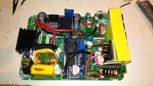 DC-DC Converters Installed