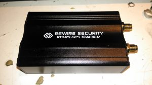 Rewire Security 103RS Tracker