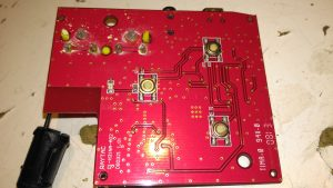 Receiver PCB Bottom