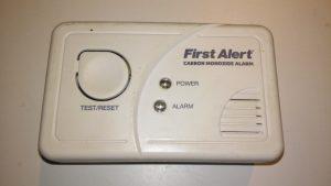 CO-FA-9B Alarm