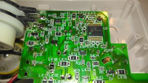 Circuitry Closeup