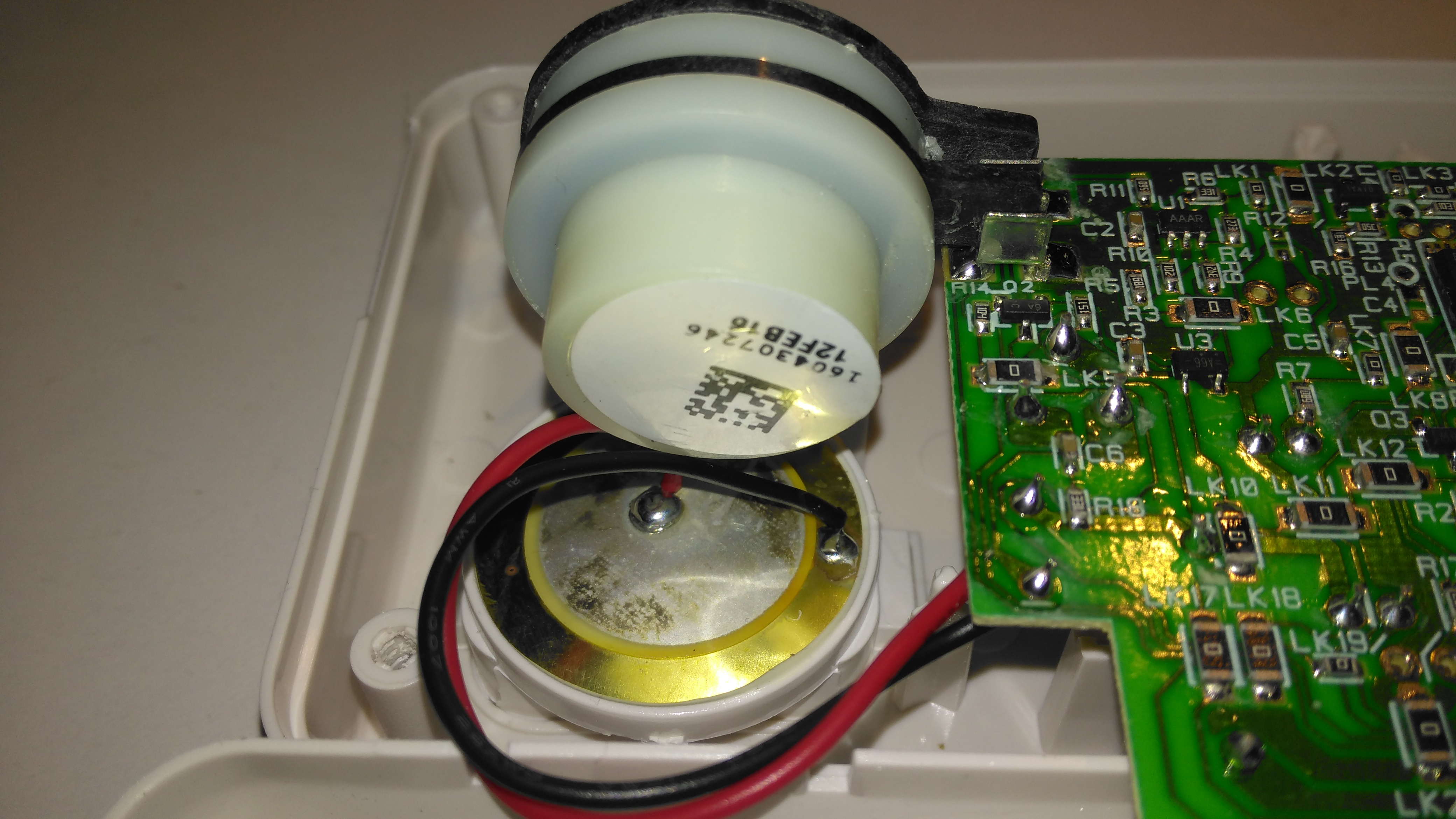 Sensor Cell Piezo Disc Archives - Experimental Engineering