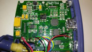Main PCB Rear