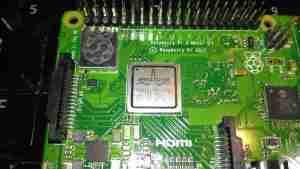 CPU & Radio