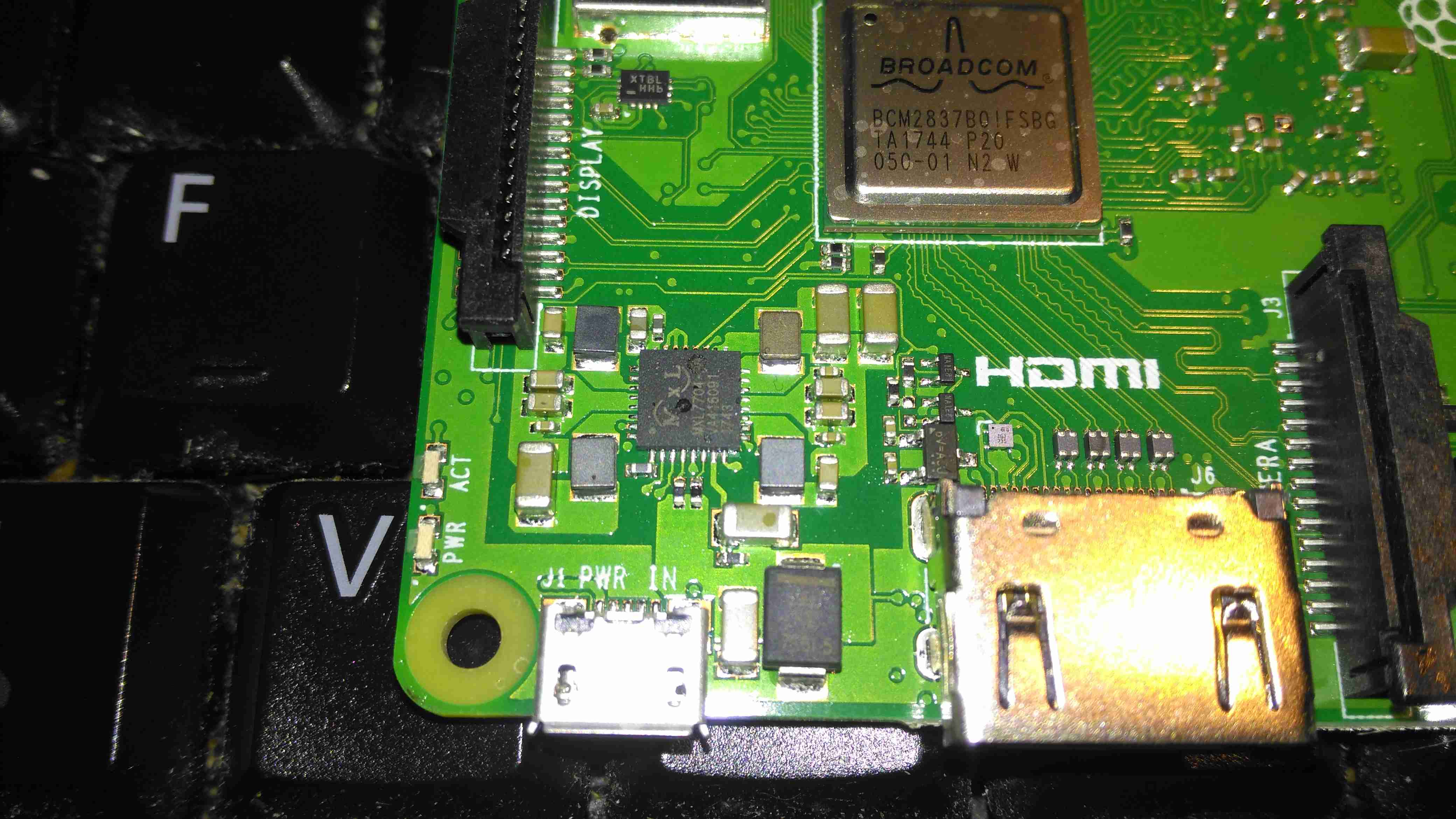 Raspberry Pi 3 Model B+ Initial Tests & Benchmarks