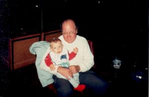 Grandad Len