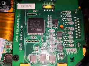 Acquisition PCB