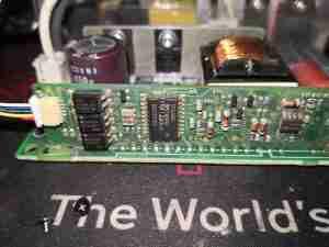Lamp Ballast Control PCB