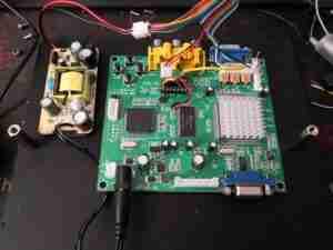 GBS-8200 Converter Board