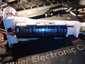 Flash Capacitor