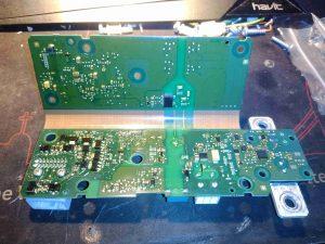 Main Control PCB Reverse