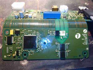Main Control PCB Top