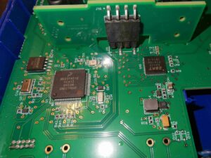 Main Microcontroller